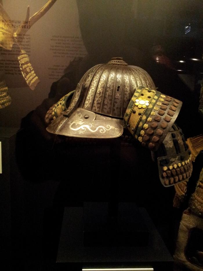 Kabuto de type Suji, époque de Muromachi, XVIe siècle