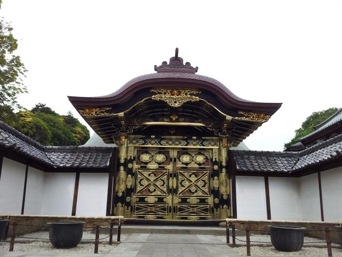 Karamon, porte chinoise