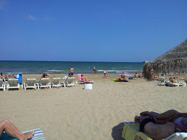 Playa de Valencia :-)