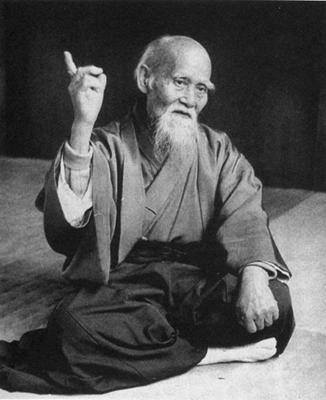 Ueshiba Moriheï