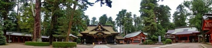 Temple de la Tenshin Shoden Katori Shinto Ryu