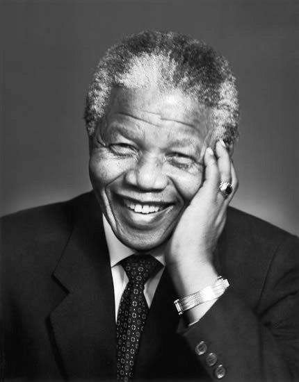 Nelson Mandela, un symbole d'espoir et de paix | Budo ...