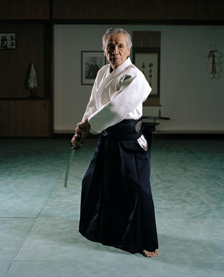 Tamura Senseï, photo de Frédérick Carnet