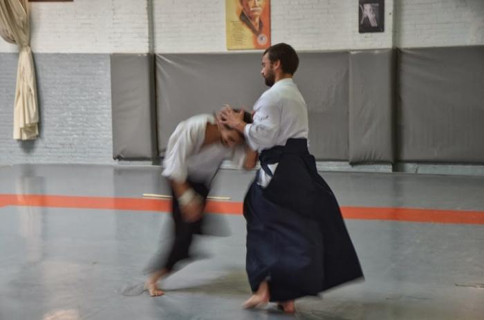 Tanguy et Miguel Silva
