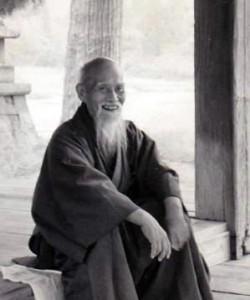 Ueshiba Senseï