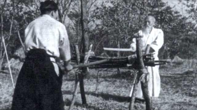 1960-tanrenuchi-o-sensei-morihiro-saito-iwama