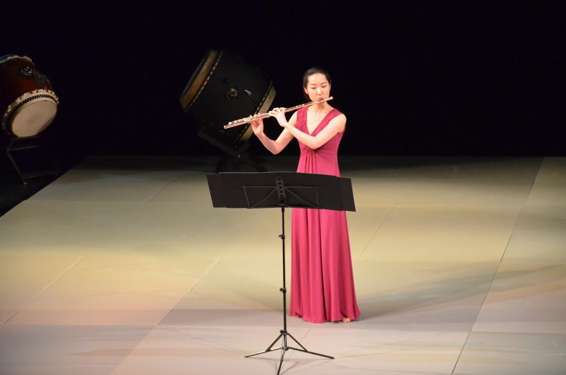 Shizuka Tamaki, photo de Guillaume Roux