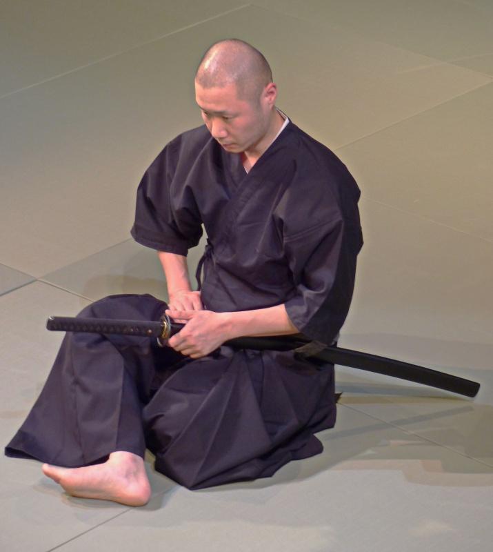 Yasumasa Kuroda, Photo by Aïki Kohaï
