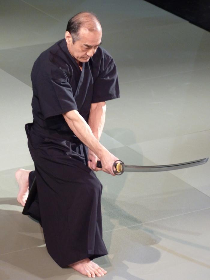 Tetsuzan Kuroda, by Aïki Kohaï