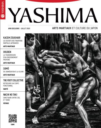 Yashima n°8, version exclusive