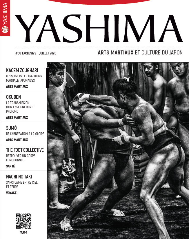 Yashima n°8, version exclusive