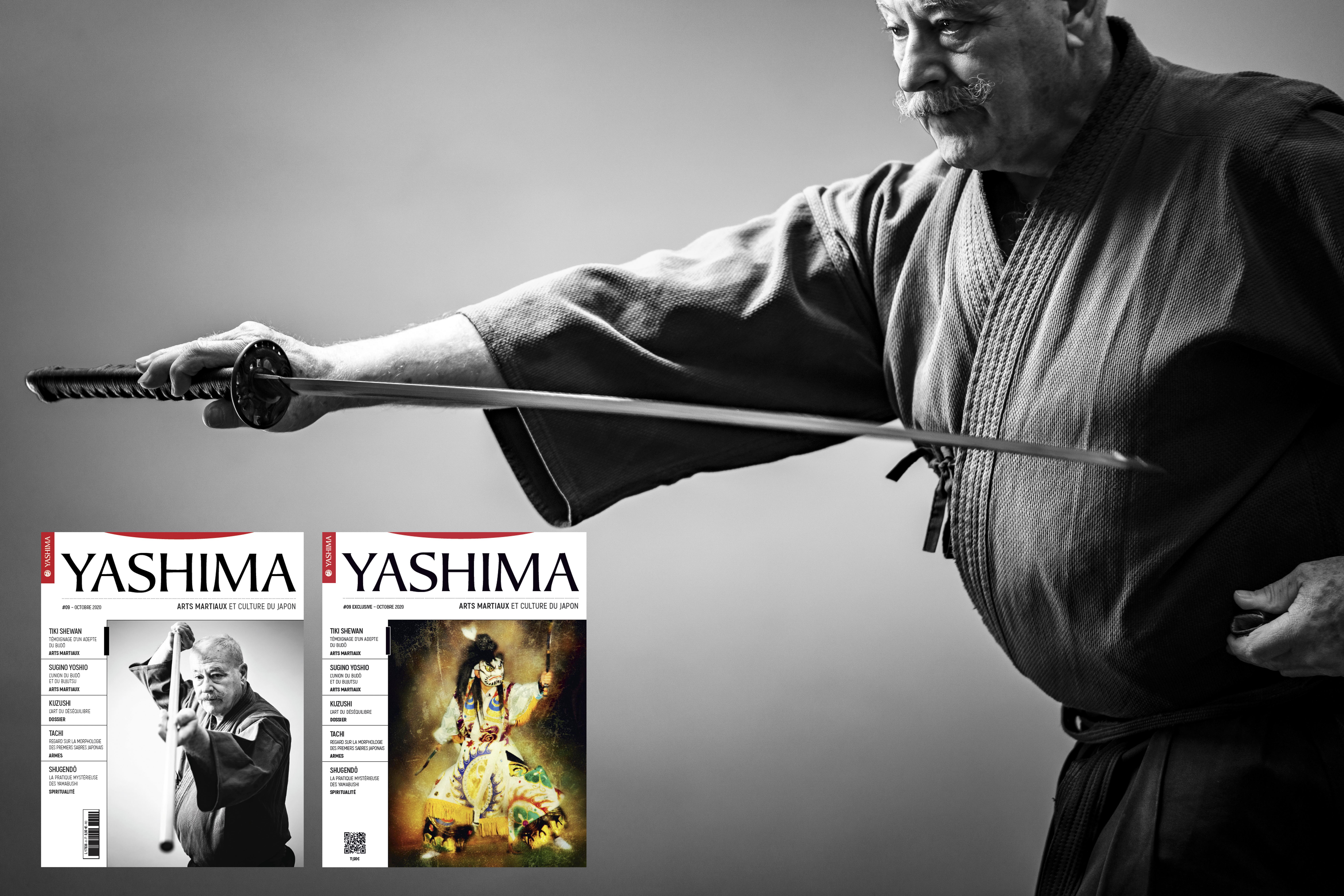 YASHIMA MAGAZINE : KUZUSHI 崩し – ABATTRE LA MONTAGNE